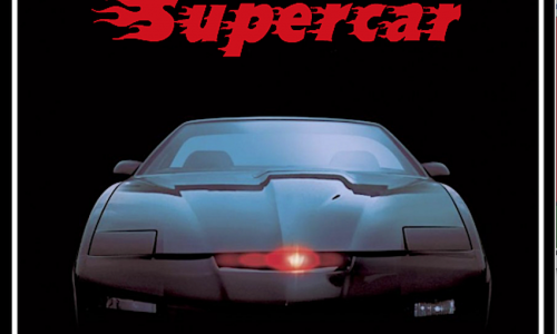 KITT di SUPERCAR – Pontiac Firebird Trans Am – (1982) – USA