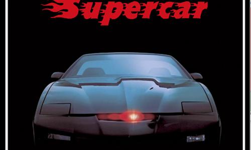 KITT di SUPERCAR – Pontiac Firebird Trans Am – (1982) – USA