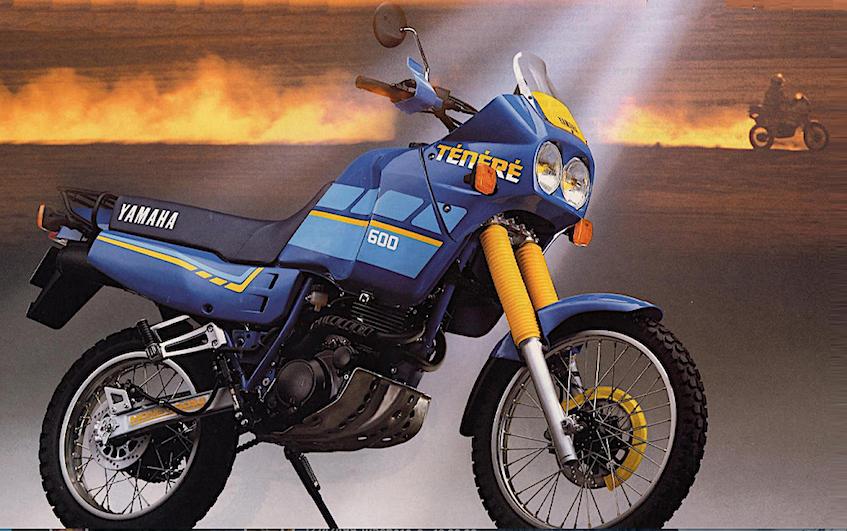 Schema Elettrico Yamaha Xt 600 : Yamaha xt curiosità scheda e foto di tutti i modelli