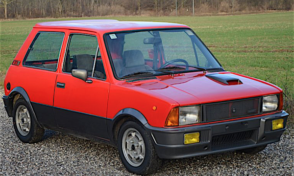 INNOCENTI MINI DE TOMASO – (1976/1990)