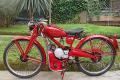 MOTO GUZZI MOTOLEGGERA 65 - GUZZINO - (1946/1954) - Italia