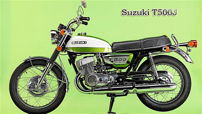 suzuki t500 titan