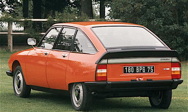 CITROEN GS – (1970/1979) – Francia