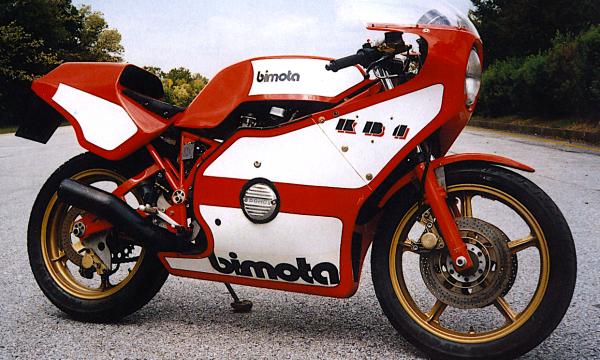 BIMOTA KB1 – (1978/1982) – Italia