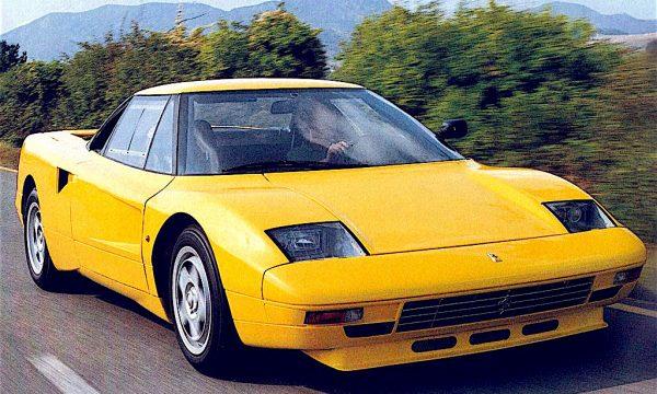 FERRARI 408 4RM – Concept – (1987/1988) – Italia