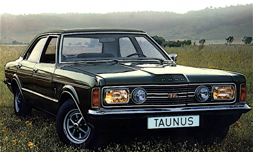 FORD TAUNUS TC1 – (1970/1976) – USA/Germania