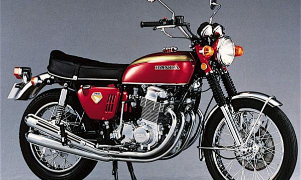 HONDA CB 750 FOUR – (1969/1978) – Giappone