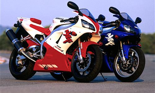 YAMAHA YZF-R1 – (dal 1998) – Giappone