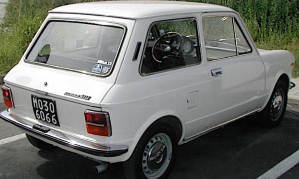 AUTOBIANCHI A112 Prima Serie – (1969/1973) – Italia