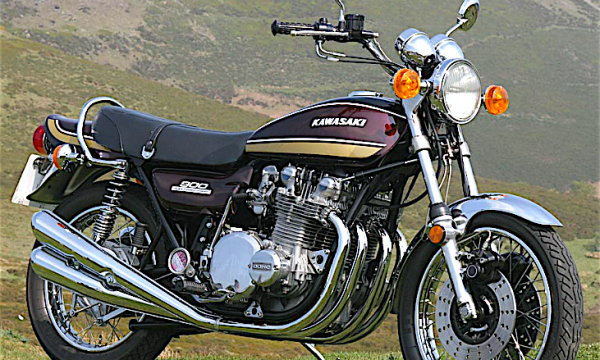 KAWASAKI 900 Z1 – (1972/1977) – Giappone