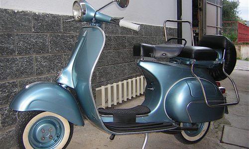VESPA 150 VBA VBB Piaggio – (1959/1962) – Italia