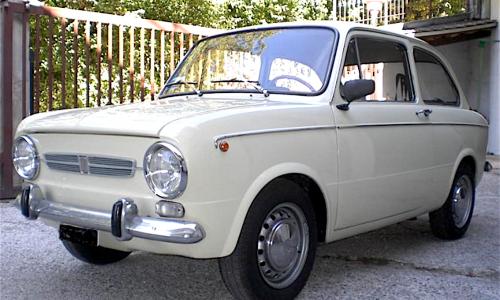 FIAT 850 SPECIAL – (1968/1971) – Italia