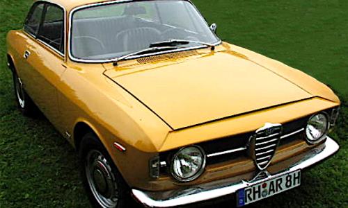 ALFA ROMEO GIULIA GT JUNIOR – (1966/1975) – Italia