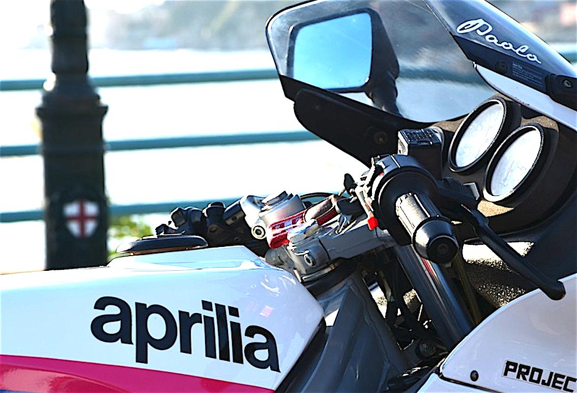 Aprilia AF1 125