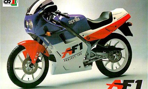 APRILIA AF1 50 – (1986/1993) – Italia