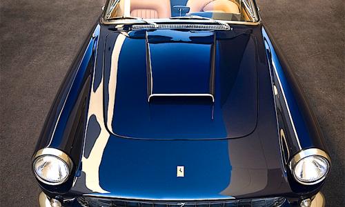 FERRARI 250 GT Cabriolet – (1957/1962) – Italia