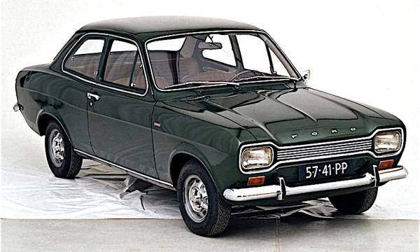 FORD ESCORT – Prima Serie – (1968/1975) – Gran Bretagna