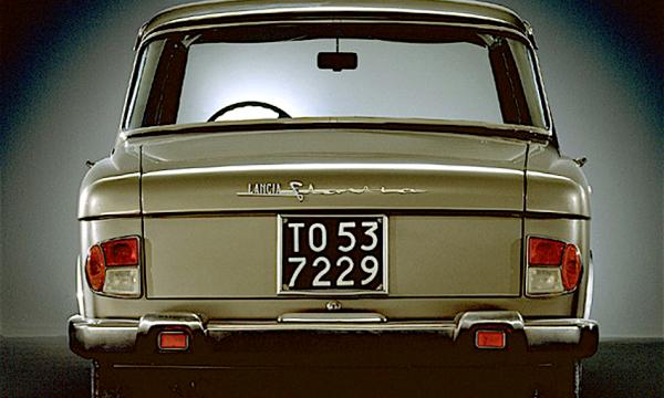 LANCIA FLAVIA BERLINA – (1960/1971) – Italia