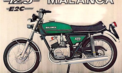MALANCA E2C 125 – (1974/1982) – Italia