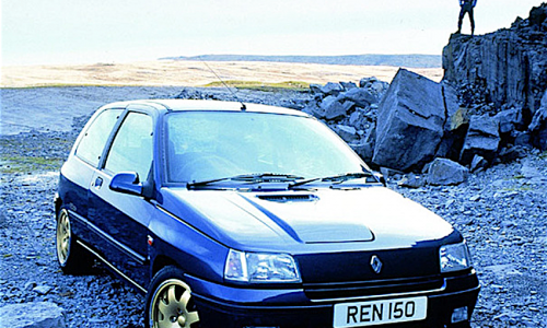 RENAULT CLIO WILLIAMS – (1993/1996) – Francia