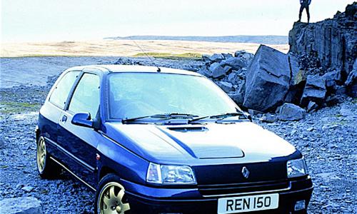 RENAULT CLIO WILLIAMS – (1993/1996) – Francia