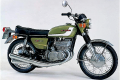 SUZUKI GT 380 - (1972) - Giappone