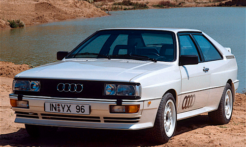 AUDI QUATTRO – (1980/1991) – Germania
