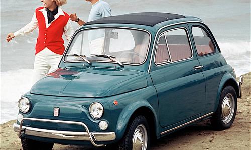 FIAT NUOVA 500 L – (1968/1972) – Italia