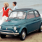 FIAT NUOVA 500 L - (1968/1972) - Italia