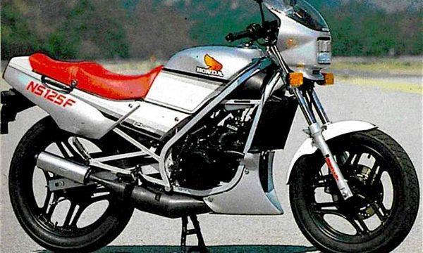 HONDA NS 125 F – TC01 – (1985/1987) – Italia