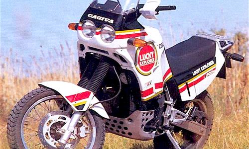 CAGIVA ELEFANT 900 – (1990/1996) – Italia