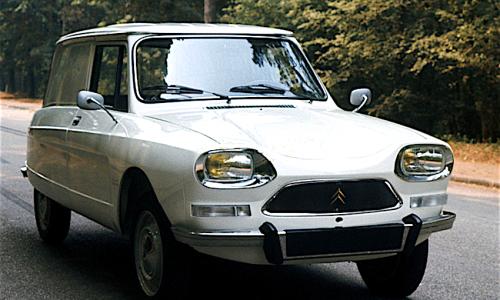 CITROEN AMI 8 – (1969/1979) – Francia