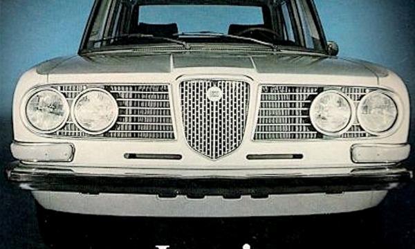 LANCIA 2000 – (1971/1974) – Italia