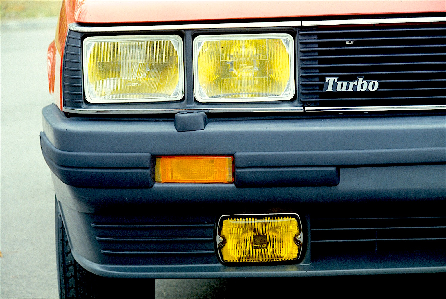 Renault 9 Turbo
