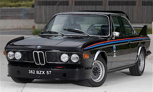 BMW 2.8 CS – 3.0 CS – 3.0 CSi – 3.0 CSL – 3.0 CSLi – (1968/1976) – Germania