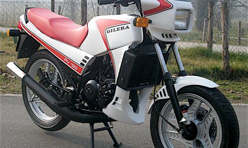 GILERA RV 125 – (1983/1989) – Italia