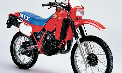 HONDA MTX – (1986) – Giappone