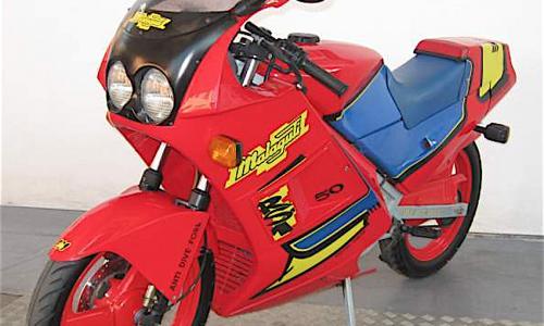 MALAGUTI RST 50 – (1987/1992) – Italia