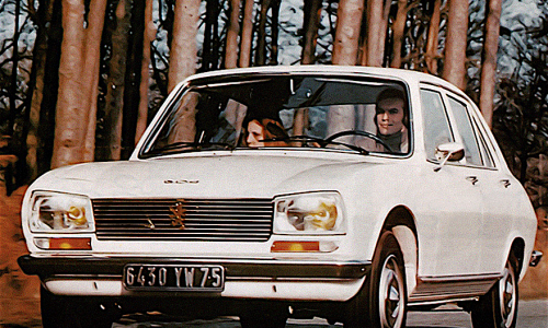 PEUGEOT 504 – (1968/1983) – Francia