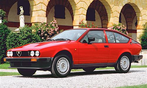 ALFA ROMEO GTV 6 – (1980/1986) – Italia