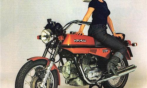 DUCATI 860 – (1974/1975) – Italia