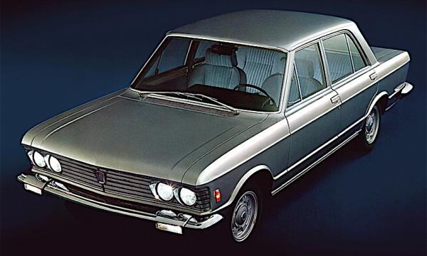 FIAT 130 – (1969/1977) – Italia
