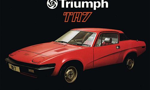TRIUMPH TR7 – (1975/1981) – Gran Bretagna