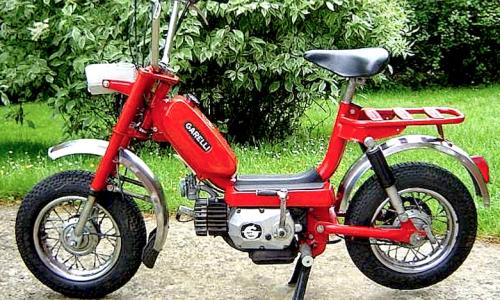 GARELLI KATIA – (1973/1991) – Italia