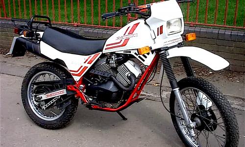 MOTO MORINI KANGURO 350 – (1982/1985) – Italia