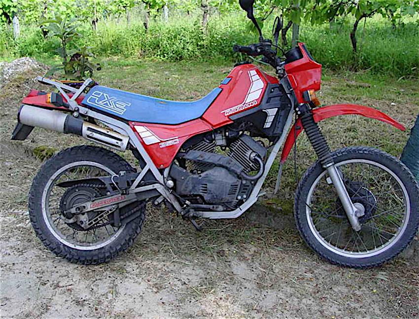 Moto Morini Kanguro