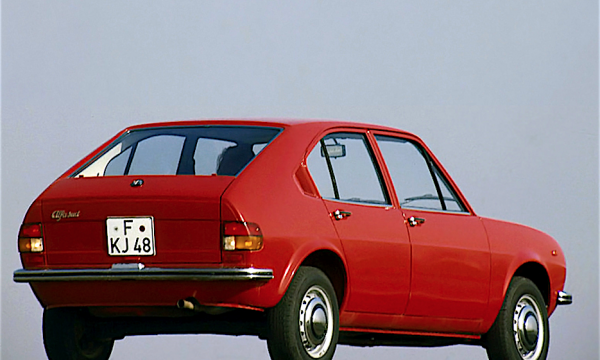 ALFASUD – Prima Serie – (1972/1977) – Italia