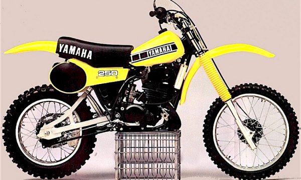 YAMAHA 250 YZ – (1980) – Giappone