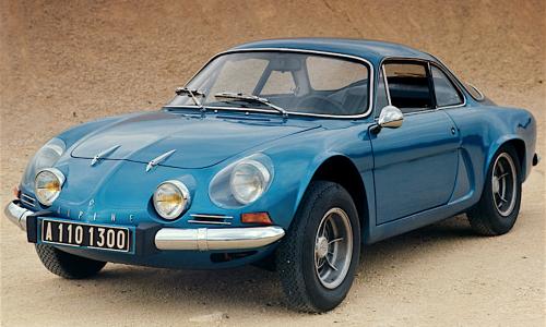 ALPINE RENAULT A110 – (1962/1977) – Francia