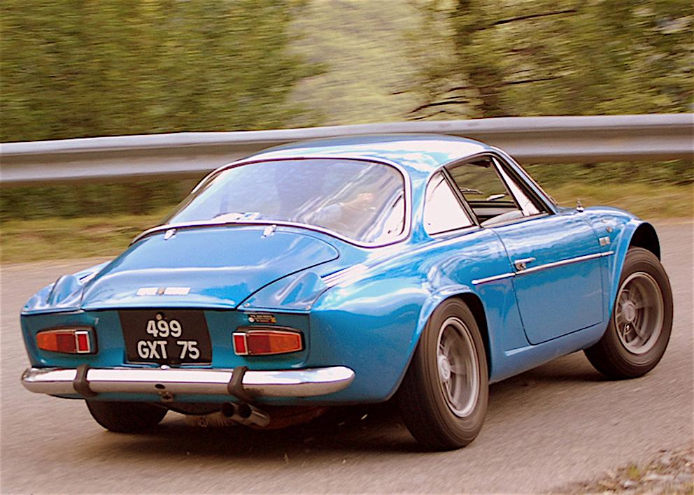 1962 renault alpine a110 - photo #19